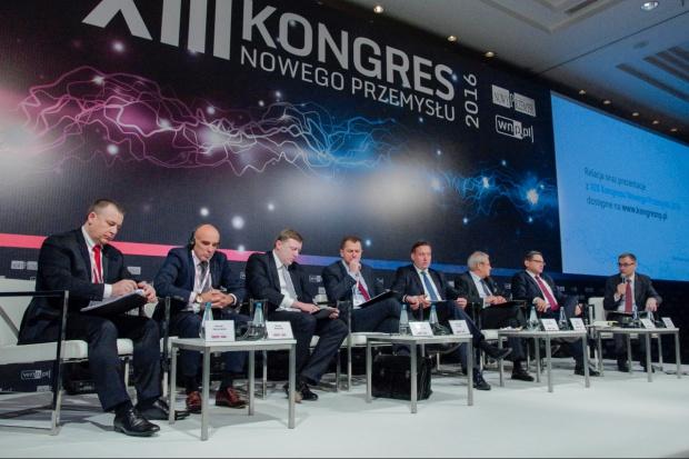 XIII Kongres Nowego Przemysłu otwarty