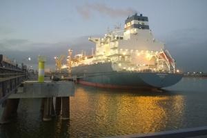 Pierwszy transport LNG z USA dla Litwy będzie z rynku spot
