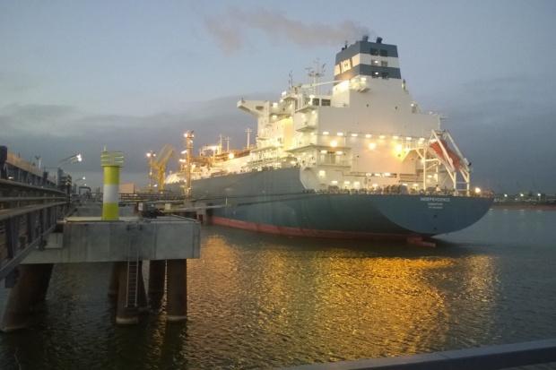 Litewski sukces LNG
