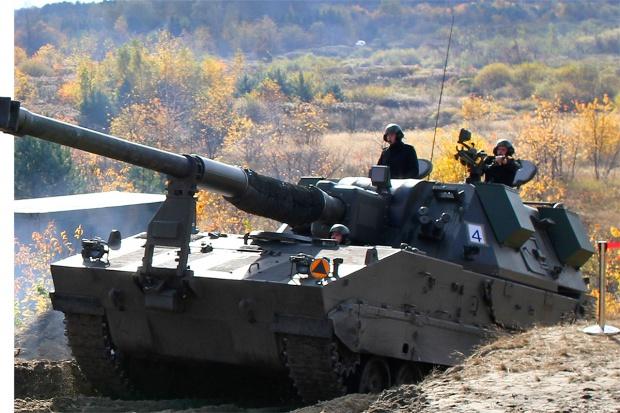 Modernizacja wojska - do korekty, marsz!