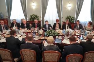 Prezydent: Rada Dialogu Społecznego - niezwykle ważna i potrzebna