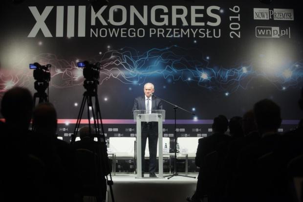 Krzysztof Tchórzewski, minister energii. Fot. PTWP (Paweł Pawłowski)