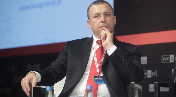 Henryk Baranowski, prezes PGE. Fot. PTWP (Paweł Pawłowski)
