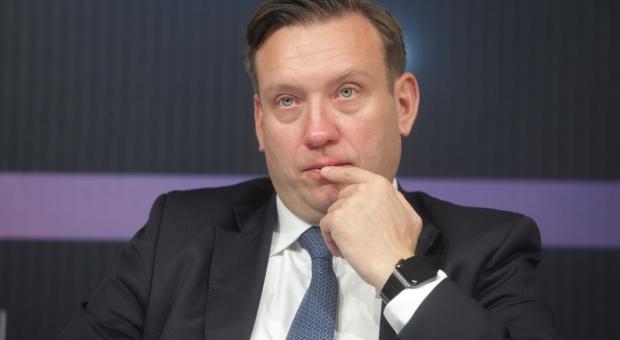 Remigiusz Nowakowski, prezes Tauron Polska Energia. Fot. PTWP (Paweł Pawłowski)