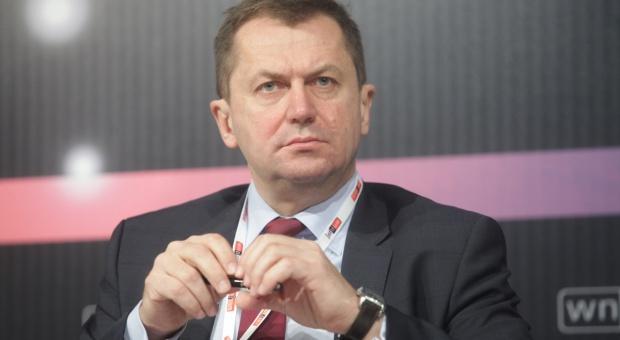 Mirosław Kowalik, prezes Enei. Fot. PTWP (Paweł Pawłowski)