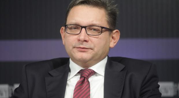 Maciej Woźniak, wiceprezes PGNiG. Fot. PTWP (Paweł Pawłowski)