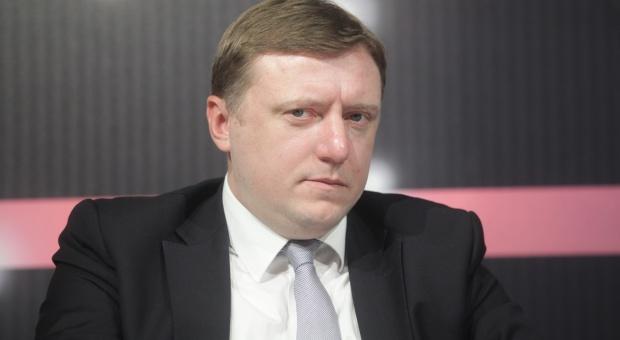 Paweł Dziekonski, p.o. prezesa TGE. Fot. PTWP (Paweł Pawłowski)