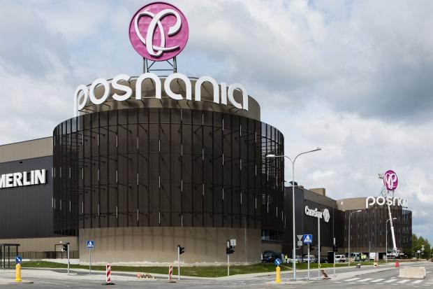 W Poznaniu powstało największe w regionie centrum handlowe