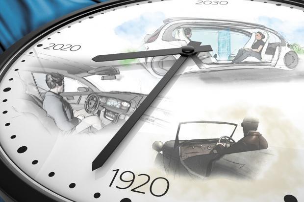 Granie zamiast kierowania - Continental o pojazdach przyszłości
