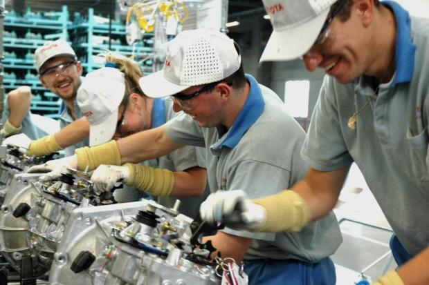 Toyota w Polsce. Wartość nowych inwestycji to 650 mln zł