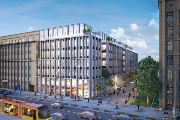 RD bud wybuduje biurowiec w centrum Warszawy