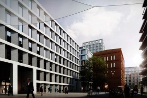 Echo Investment ma plan na biura i 1000 mieszkań w Warszawie