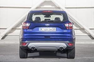 Ford zainwestuje ponad 750 mln euro w produkcję SUV-ów Kuga