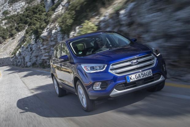 Ford odświeża model Kuga