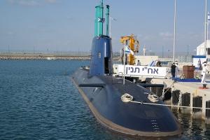 Izrael kupi niemieckie łodzie podwodne