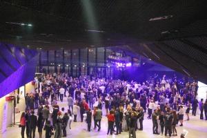 Zdjęcie numer 1 - galeria: Biznes, kultura i sport - Spodek świętował swoje urodziny