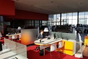 Nowy salon Seata w Gdańsku