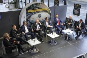 Zdjęcie numer 1 - galeria: Debata na temat przyszłości Spodka