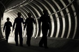 Pełni entuzjazmu chcą ocalić kopalnię Krupiński. Resort energii studzi zapał