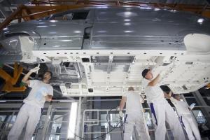 Nowa fabryka Volkswagena w Polsce otwarta. Praca dla 3 tys. osób