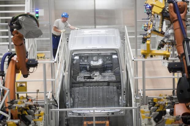 We Wrześni wyprodukowano już ponad 10 tys. Crafterów