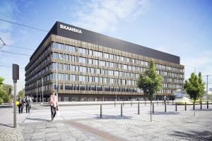 Skanska pozyskała Cybercom do biurowca Nowa Fabryczna