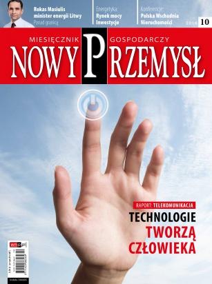 Magazyn Gospodarczy Nowy Przemysł 10/2016