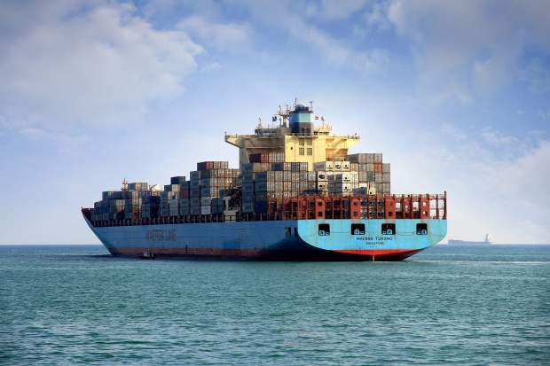 Maersk notuje stratę i duży spadek przychodów