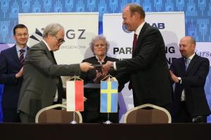 PGZ chce zbudować okręty dla Marynarki Wojennej wspólnie z firmą Saab