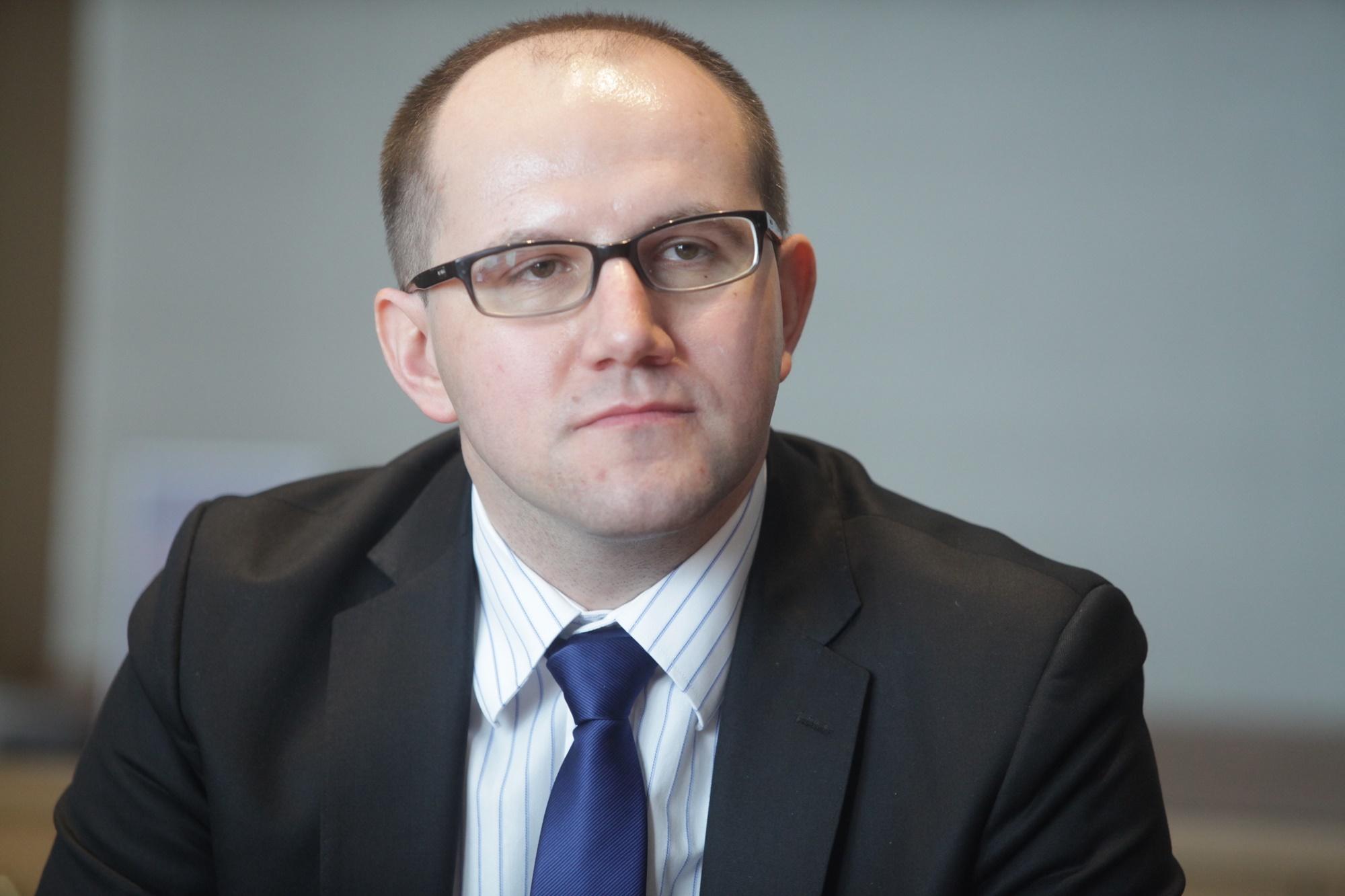 Tomasz Żuchowski, fot. PTWP (Paweł Pawłowski)