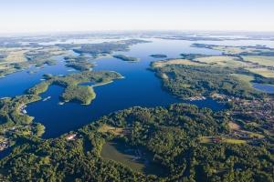 Powstanie trasa rowerowa wokół Wielkich Jezior Mazurskich