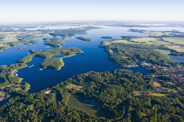 Otwarto drogę wodną Wielkich Jezior Mazurskich i rzeki Pisy
