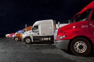 Gorszy wskaźnik indeksu przewozów drogowych w USA