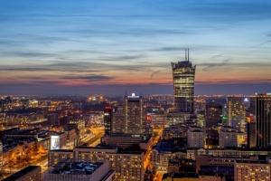 Warszawa ma już ponad 5 mln m kw. powierzchni biurowej