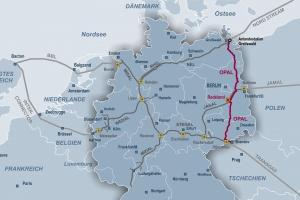 Gazociąg OPAL - rosyjska macka w Europie