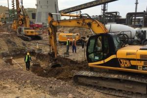 Erbud na budowie elektrociepłowni Fortum w Zabrzu