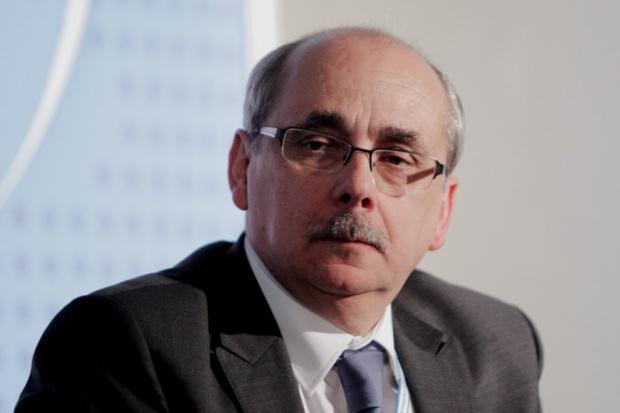 Dr hab. inż. Marek Ściążko, prof. Akademii Górniczo-Hutniczej. Fot. PTWP (Michał Oleksy)