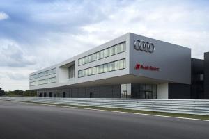 Audi stawia na Formułę E