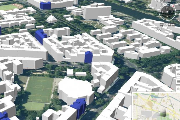 Technologie i projekty z zakresu 3Dcity oraz CityGML
