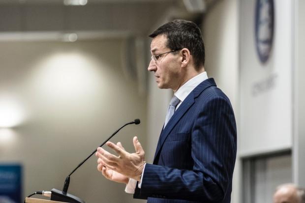 Morawiecki: kładziemy nacisk na innowacyjność we współpracy z państwem