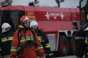 W terminalu LNG zaczęła pracę straż pożarna