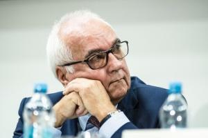 Prof. Witold T. Bielecki - rektor Akademii Leona Koźmińskiego.