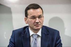 Morawiecki: to nie moment na podjęcie decyzji o budowie elektrowni jądrowej