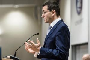 Morawiecki: rozpoczyna się nowa historia w administracji skarbowej