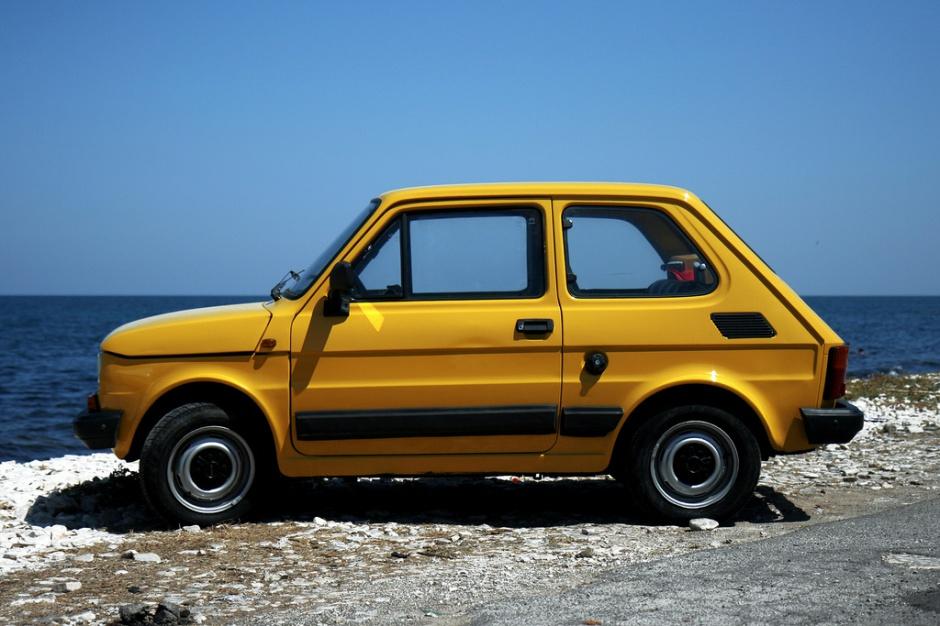 Zdjęcie numer 1 - galeria:  45 lat temu podpisano umowę licencyjną Fiata 126p