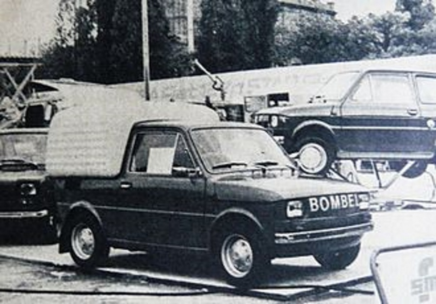 """Zdjęcie numer 13 - galeria: """"Maluch"""", """"kaszlak"""", czyli Fiat 126p. Oto legenda polskiej motoryzacji"""