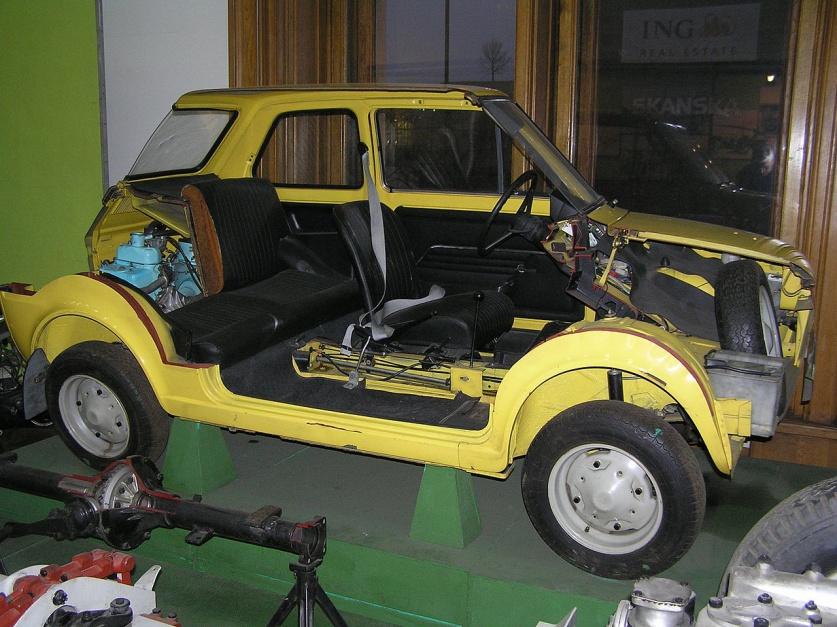 Zdjęcie numer 15 - galeria:  45 lat temu podpisano umowę licencyjną Fiata 126p