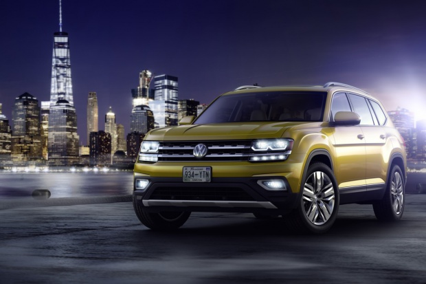 Światowa premiera Volkswagena Atlasa