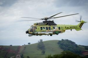 Brazylia wybrała śmigłowiec Caracal w morskiej wersji bojowej