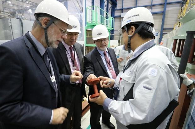 Polska liczy na pomoc Japonii w energetyce jądrowej i węglowej